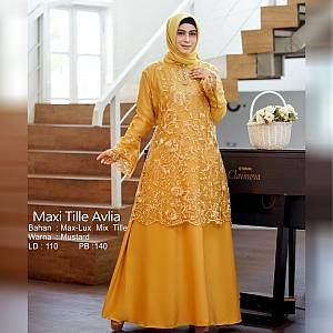 Tk Maxi Tille Avlia  Mustard