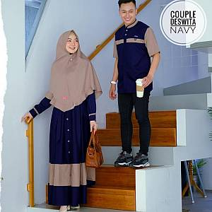 TK1 Couple Deswita Navy