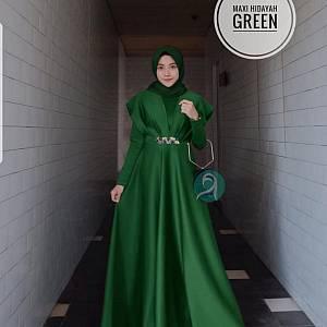 1). TK1 Maxi Hidayah Green