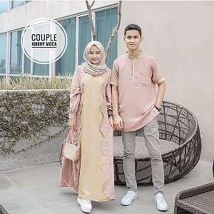 TK1 Couple Amany Moca