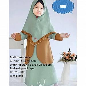 BA - 07 Meisya Kids Mint