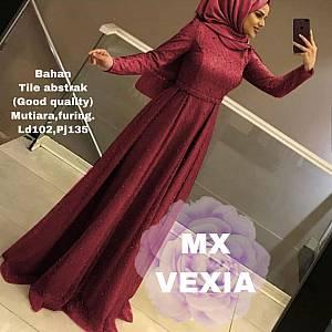 Mx Vexia Maroon