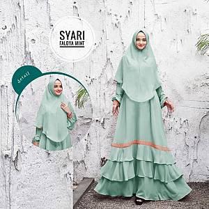 TK1 Syari Faloya Mint