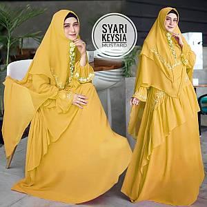 TK1 Syari Keysia Mustard