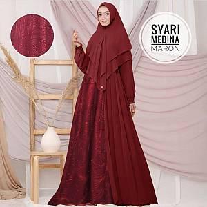 TK1 Syari Medina Maroon