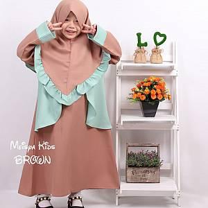 Meisya Kids Brown