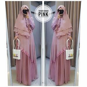 TK1 Syari Ebiah Pink