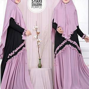 TK1 Syari Syaldina Purple