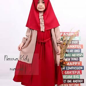 Naura Kids Merah