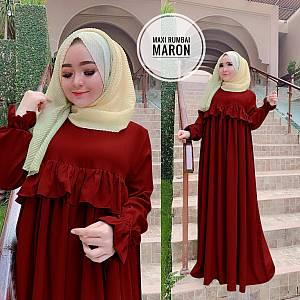 Tk1 Maxi Rumbai Maroon