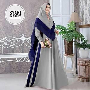 TK1 Syari Balqis Grey