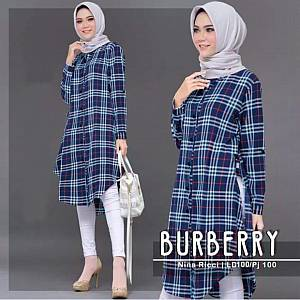 Tunik Niana BB Navy