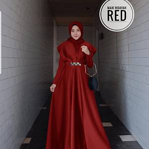 1). TK1 Maxi Hidayah Red