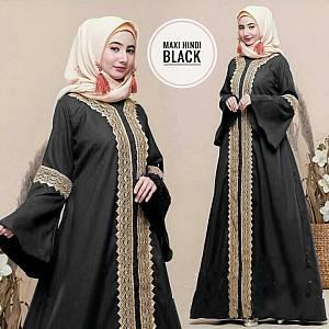 TK1 Maxi Hindi Black