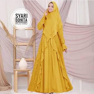 TK1 Syari Bonita Mustard