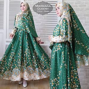 1). TK1 Maxmara Queeny Green