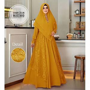 TK1 Syari Zelin Mustard