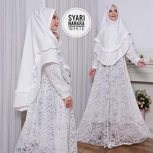 Tk1 Syari Hanara White
