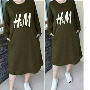 H&M Tunik Army