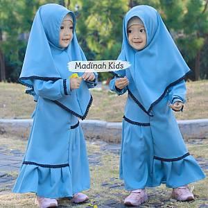 Madinah Kids Biru