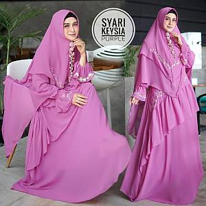 TK1 Syari Keysia Purple