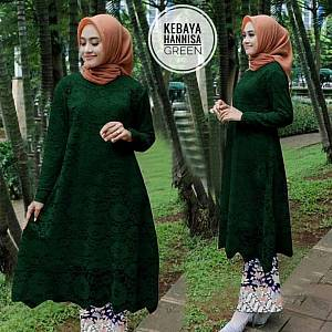 TK1 Kebaya Hannisa Green