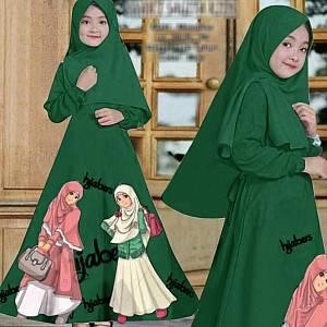 46-Hijabers kids Army