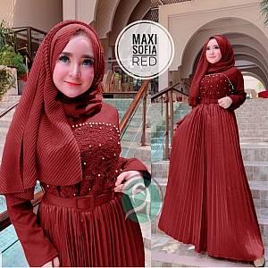 TK1 Maxi Sofia Red