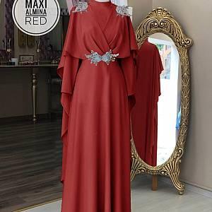 TK1 Maxi Almina Red