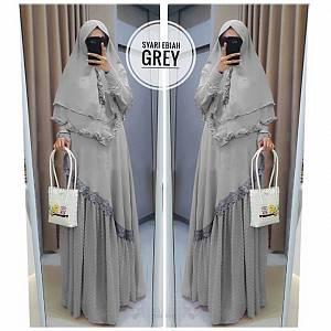 TK1 Syari Ebiah Grey