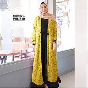 TK1 Maxi Shafia Mustard