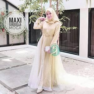 TK1 Maxi Cinderella Moca