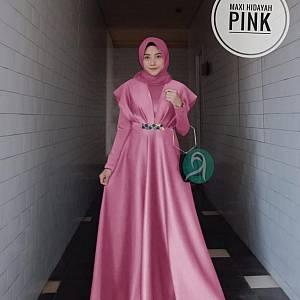 1). TK1 Maxi Hidayah Pink