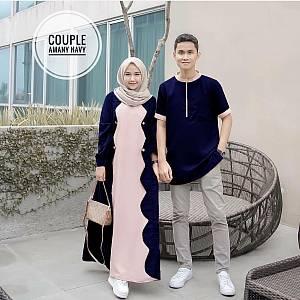 TK1 Couple Amany Navy
