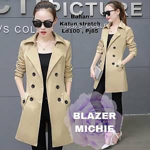 Blazer Michie Cream