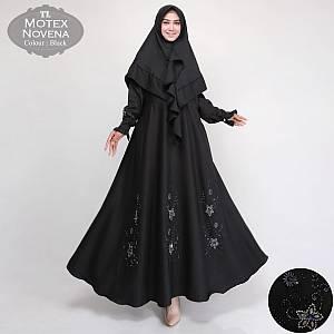 1). Tk Syar i Motex Novena Black