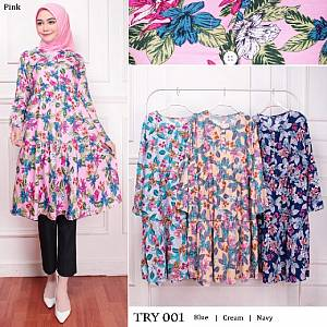 Tunik TRY 001(Real Pict)