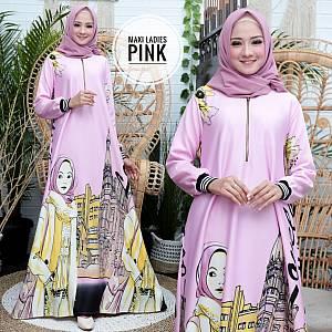 1). TK1 Maxi Ladies Pink