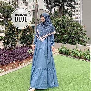 TK1 Maxi Madina Blue