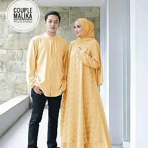 TK1 Couple Malika Mustard