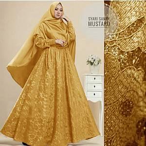 1). TK1 Syari sanny Mustard
