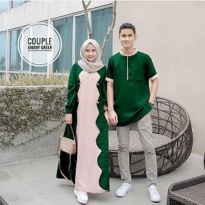 TK1 Couple Amany Green