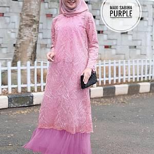 TK1 Maxi Sabina Purple