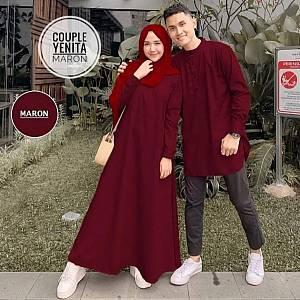 TK1 Couple Yenita Maroon