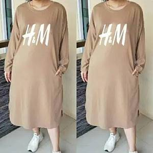 H&M Tunik Cream