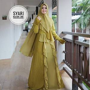 TK1 Syari Kalida Maxi Lime