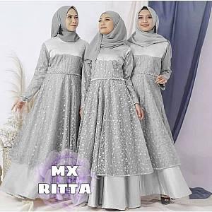 LVR Maxi Ritta Grey