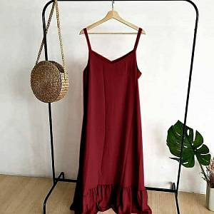 MG LOLY Overall Maroon