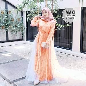 TK1 Maxi Cinderella Peach