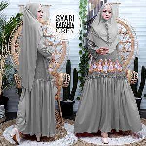 TK1 Syari Rafania Grey